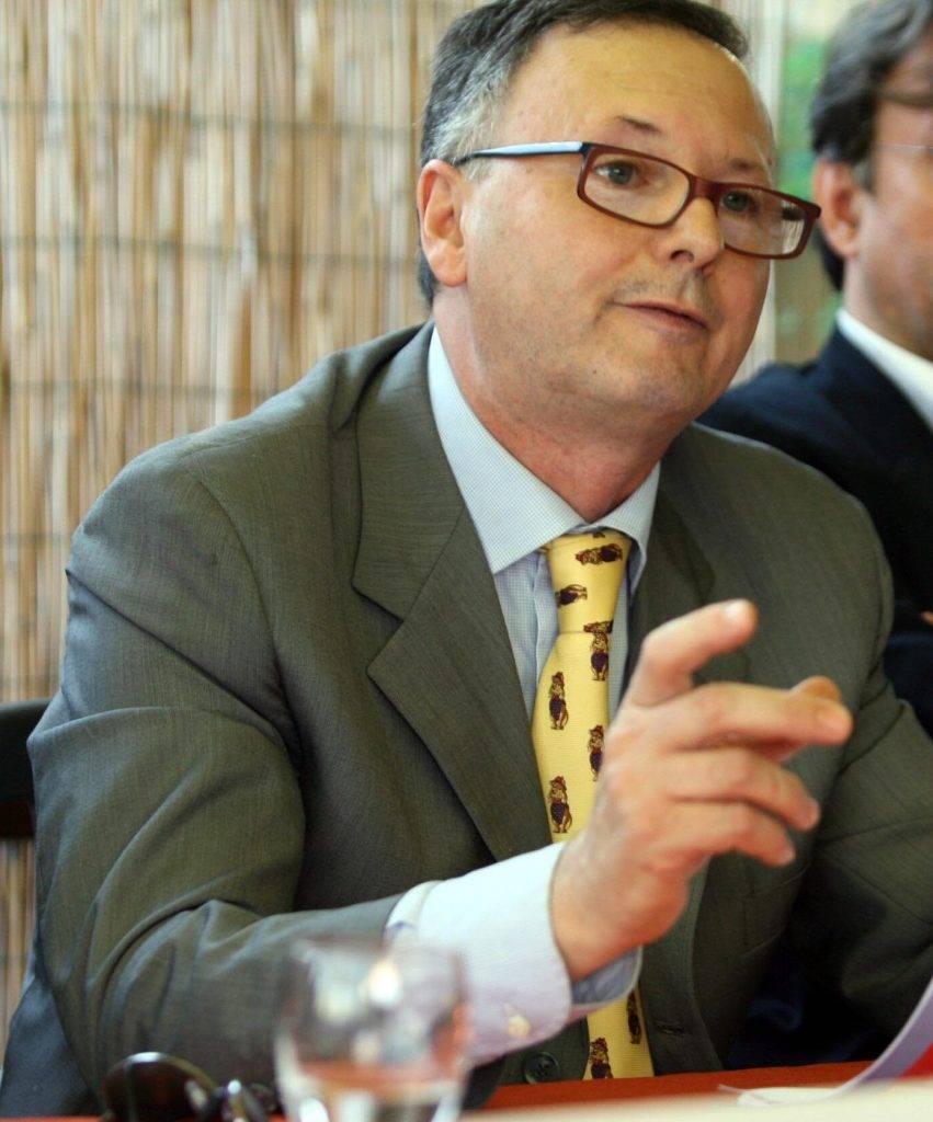 Angelo Malossi, presidente della Fipe Confcommercio Cesenate