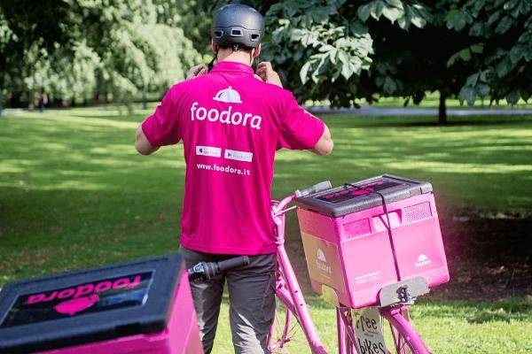 food delivery foodora