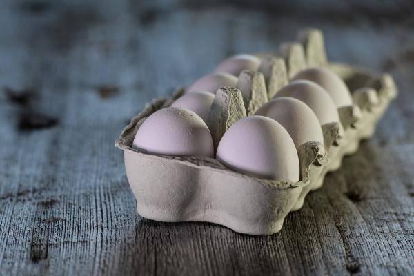 uova crude al bando nel Comune di Cesena