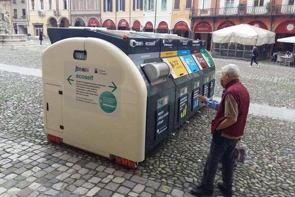 rifiuti cesena ecoself
